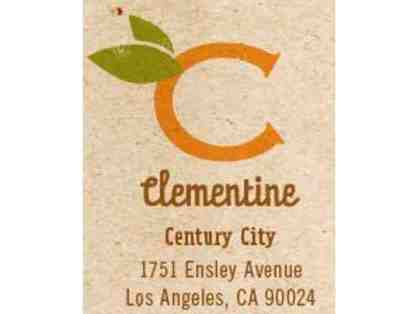Clementine Gift Card