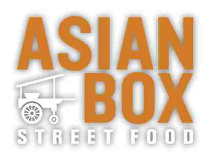 Asian Box Street Food Gift Cards