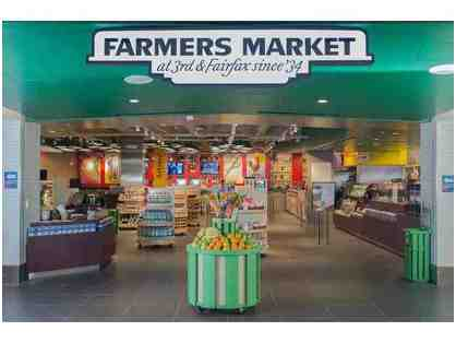 Farmers Market Gift Certificates and Farmers Market Merchandise
