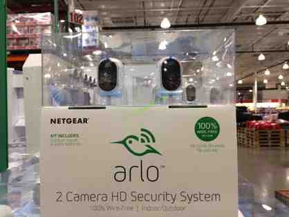 ARLO 2 Camera HD Security System