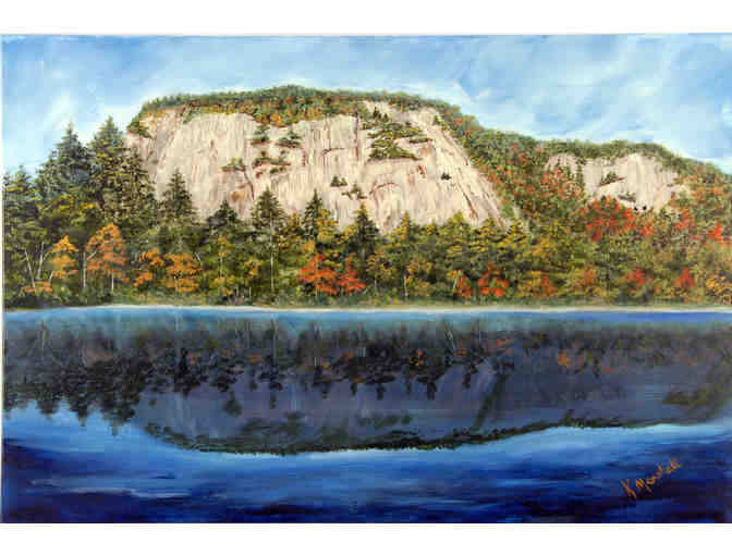 Echo Lake (Kathleen Marshall)