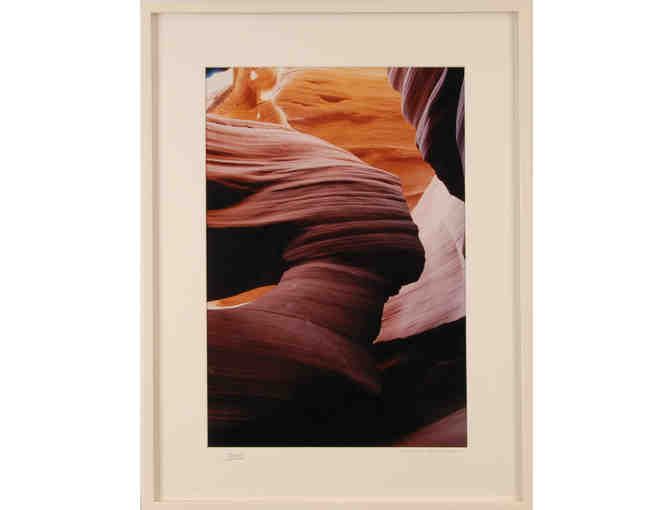 Antelope Canyon - Windblown (Karen Raus)