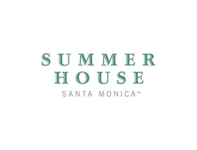 $50 Summer House Santa Monica Restaurant Gift Card #1