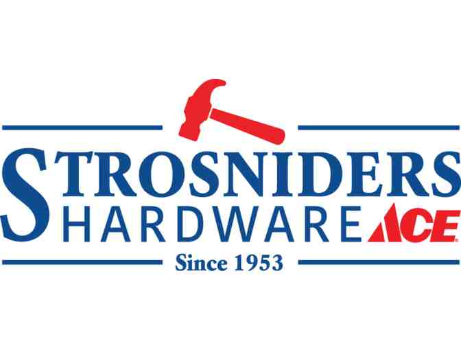 $100 Gift Card to Strosniders Hardware - Photo 1