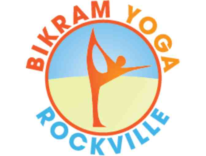 One Month Unlimited Yoga at Bikram Yoga Rockville Gift Certificate #1