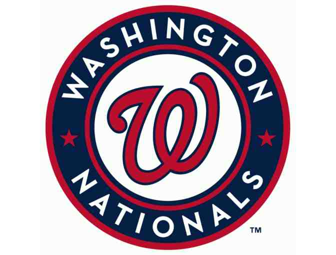 Two Tickets to a Washington Nationals Game