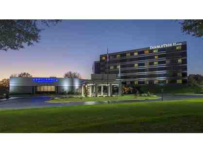 1 Night Stay Certificate at DoubleTree by Hilton Hotel Winston Salem - University