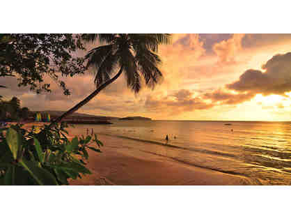 7 Night Stay (for up to two rooms) at St. James's Club Morgan Bay St. Lucia