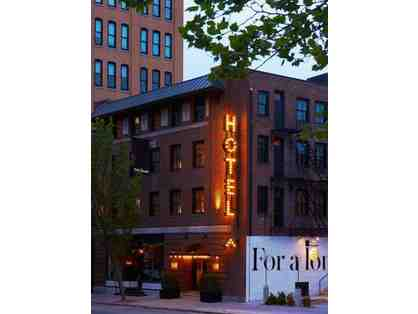 $250 Gift Card at The Dean Hotel in Providence, Rhode Island