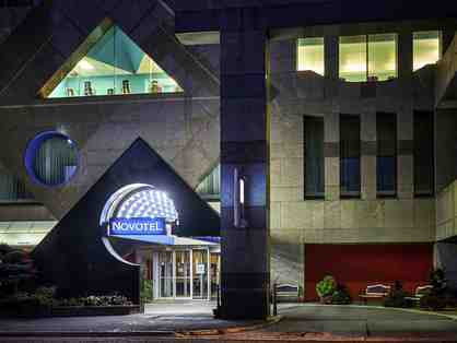 Novotel North York Toronto Hotel 1 Night Weekend Stay Executive Room Breakfast & Parking
