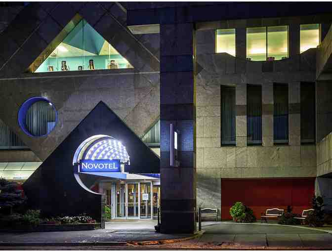 Novotel North York Toronto Hotel 1 Night Weekend Stay Executive Room Breakfast & Parking - Photo 1