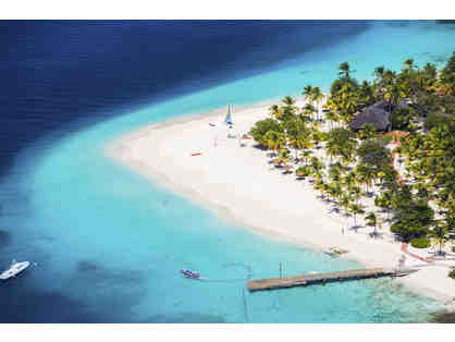 7 Night Stay (for up to 2 rooms) at Palm Island Resort & Spa The Grenadines (Adults Only)