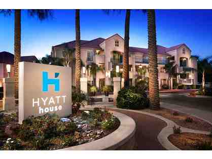 1 Night Stay with Breakfast for Two at Hyatt Place Scottsdale/Old Town