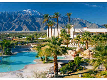 2 Night Stay at Miracle Springs Resort & Spa in Desert Hot Springs, California