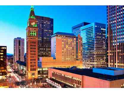1 Weekend Night Stay with Breakfast at The Westin Denver Downtown