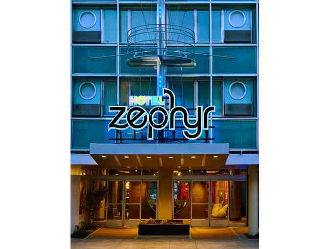 1 Night Stay in a Deluxe Room at Hotel Zephyr San Francisco - Photo 1