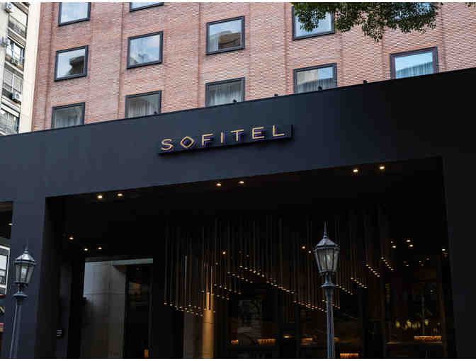 1 Night Stay with /Breakfast at Sofitel Buenos Aires Recoleta - Photo 2
