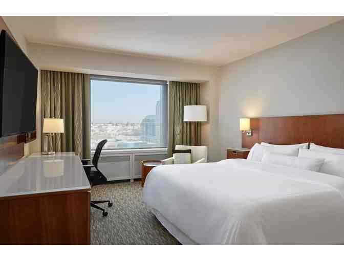 1 Night Weekend Stay in a Deluxe Corner Suite w/ Breakfast at The Westin Calgary - Photo 3