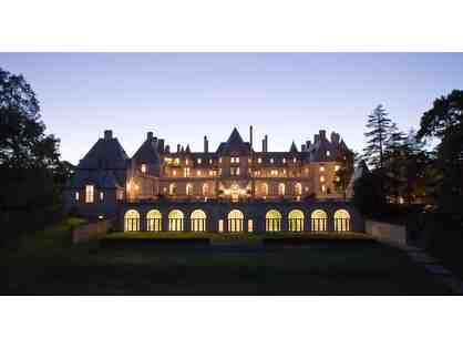 1 Night Weekday Stay in a Chateau Room w/ Breakfast at OHEKA CASTLE New York