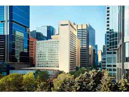 1 Night Weekend Stay in a Deluxe Corner Suite w/ Breakfast at The Westin Calgary