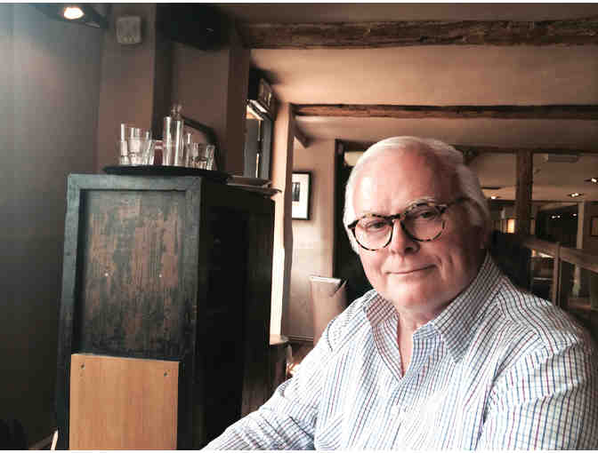 Be Immortalized as a Character in a New Stuart Woods Stone Barrington Novel