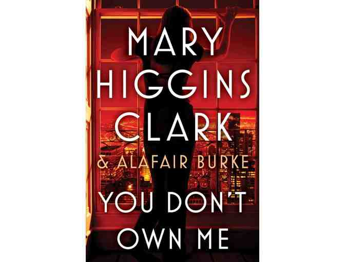 Be Immortalized as a Character in a Novel by Mary Higgins Clark and Alafair Burke