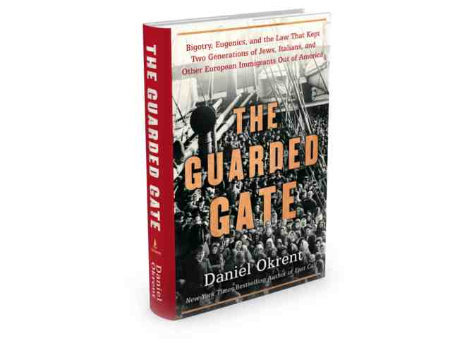 Daniel Okrent: The Guarded Gate Book Group Discussion