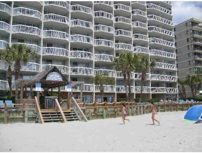 7 Nights - 8 Days in April 2015 Oceanfront Condo in Garden City Beach, SC - Photo 1