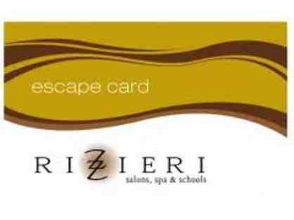 $100 Rizzieri Salon & Spa Gift Card