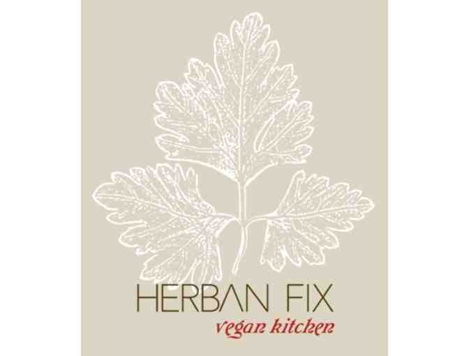 $50 Herban Fix Vegan Kitchen Gift Card #1