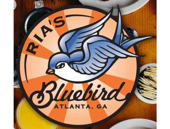 $50 Gift Card to Ria's Bluebird Cafe (Old 4th World) #1