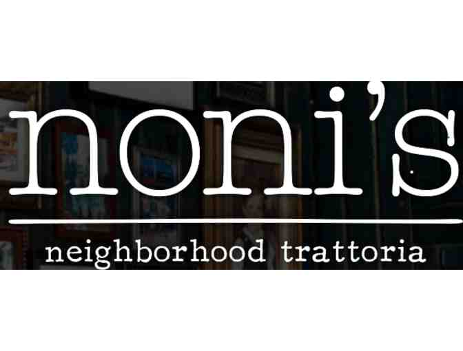 $35 Gift Card to Noni's Restaurant #1