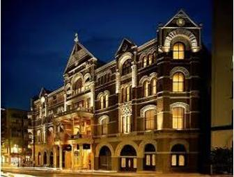 The Driskill Hotel, Dinner for Two at the Driskill Grill