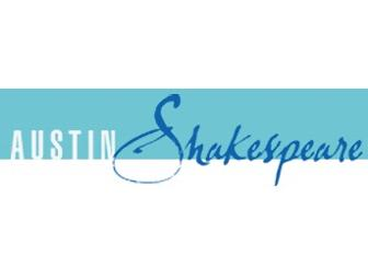 Two-month pass to a creativity workshop with Ann Ciccolella of Austin Shakespeare