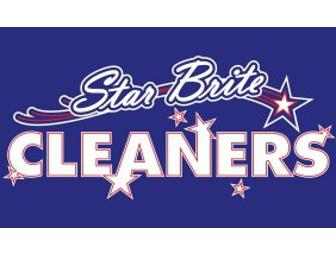 Gift Certificate for $50 worth of services at Star Brite Dry Cleaners & Laundry