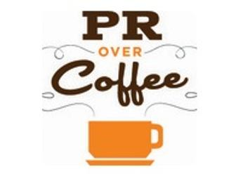 PR over Coffee, 10 Tickets to Events