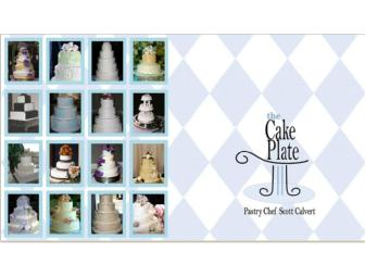 Gift Certificate for The Cake Plate Bakery