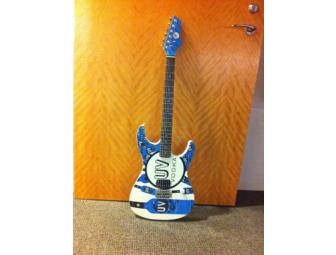 UV Vodka Promotional Guitar
