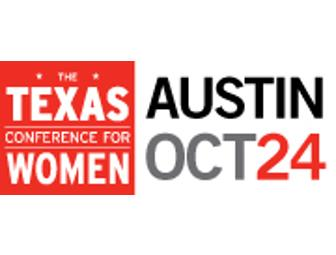 One registration: Texas Conference for Women