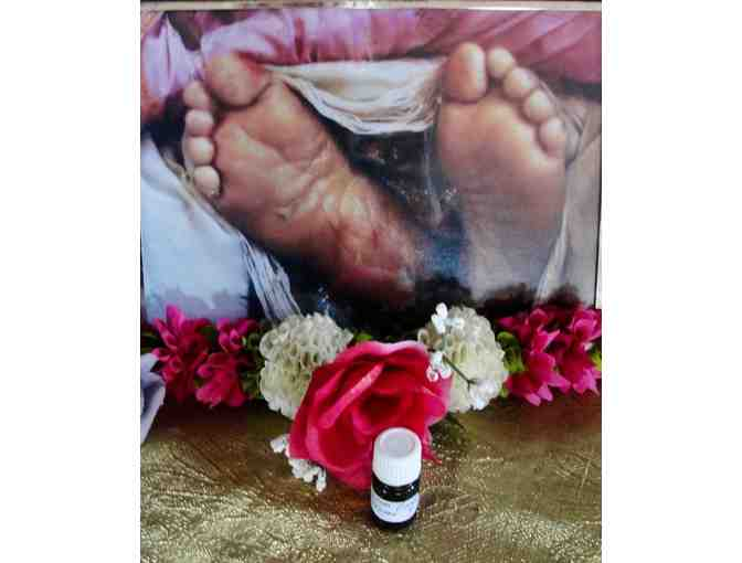 Holy Water from Babaji's Feet from Haidakhan