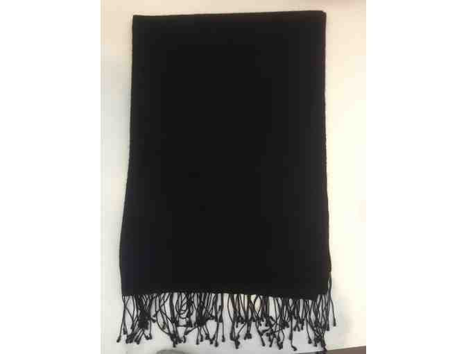 Divine Mother's Navy Blue Shawl
