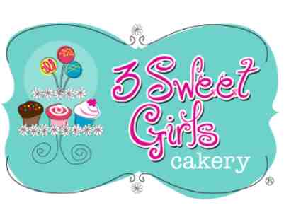 3 SWEET GIRLS CAKERY - $25 GIFT CARD