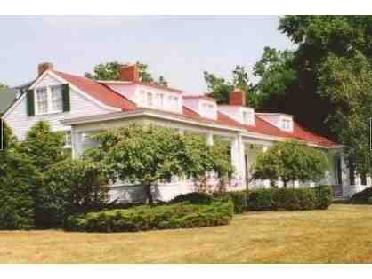 THE HERMITAGE BED & BREAKFAST - ONE NIGHT STAY - BROOKVILLE, INDIANA