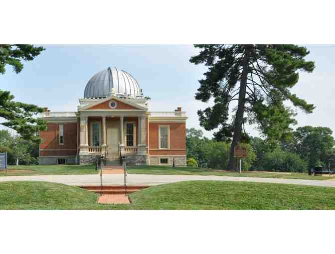 CINCINNATI OBSERVATORY - CERTIFICATE FOR EIGHT (8) GUESTS TO AN ASTRO EVENING - Photo 6