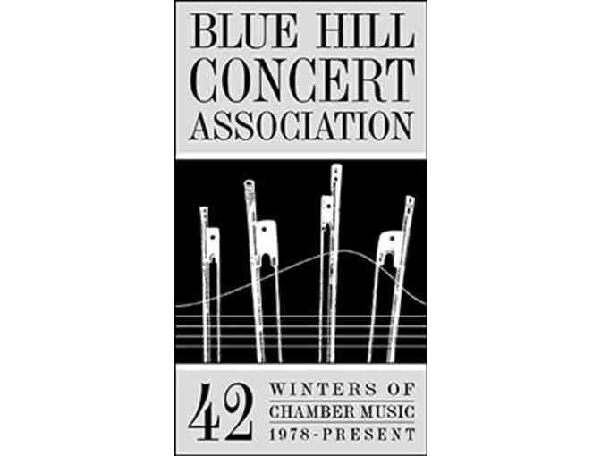Blue Hill Concert Association Subscription for 2, 4 Concerts + Thurston & Co. dinners - Photo 1