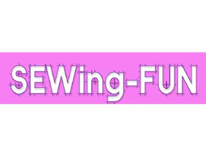 SEWing-Fun Gift Certificate