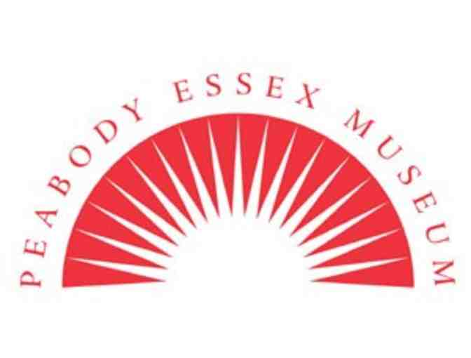 4 General Admission Tickets to Peabody Essex Museum