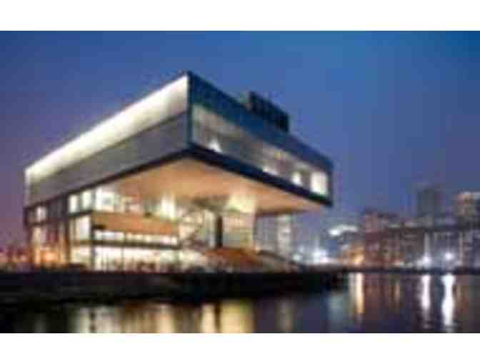 Two (2) Museum Passes to the Institute of Contemporary Art/Boston
