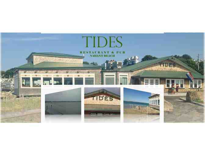 $20 Tides Gift Certificate
