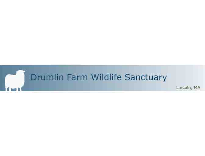 Mass Audobon Drumlin Farm Wildlife Sactuary Pass for up to Five People